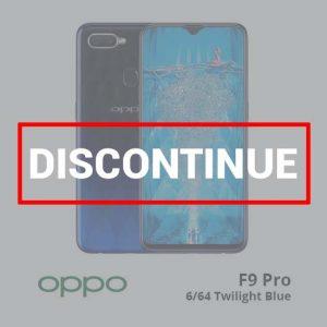 Oppo F9 Pro 6-64GB Twilight Blue DISCONTINUE