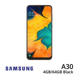 Samsung A30 4GB-64GB-Black-Plazakamera-1