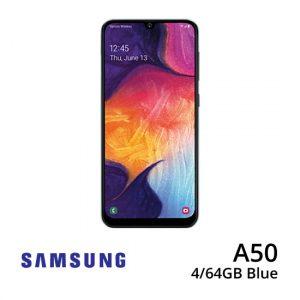 Jual Samsung A50 4/64GB Blue Plazakamera