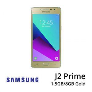 Jual Samsung-Galaxy-J2-Prime-1.5GB-8GB-Gold-Plazakamera