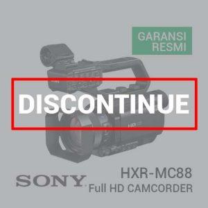 Sony HXR-MC88 Full HD Camcorder DISCONTINUE