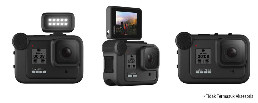 Jual GoPro HERO8 Black, GoPro Action Kamera, GoPro HERO 8, Jual Kamera GoPro