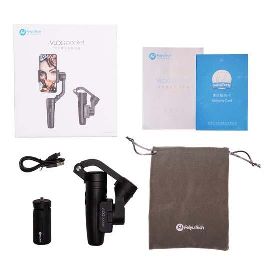 Jual Feiyu VLOG Pocket Handheld Gimbal Harga Murah dan Spesifikasi