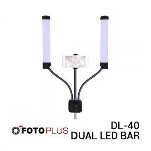 Jual Fotoplus Dual LED Bar DL-40 Harga Terbaik dan Spesifikasi
