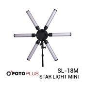 Jual Fotoplus Star Light Mini SL-18M LED Harga Terbaik dan Spesifikasi