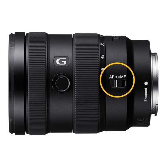 Jual Sony E 16-55mm f2.8 G Harga Terbaik dan Spesifikasi