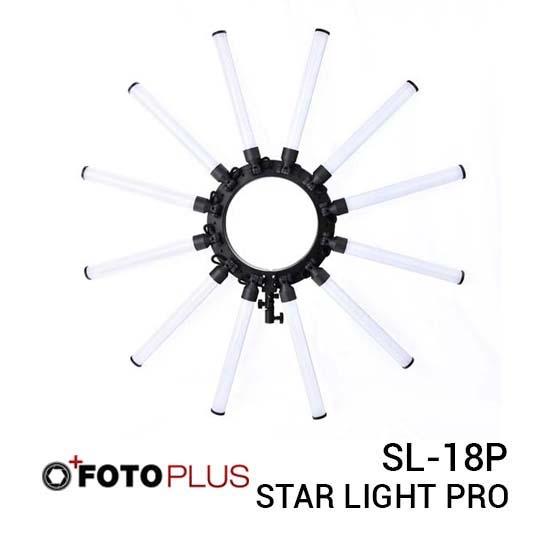 Fotoplus Star Light Pro SL-18P LED