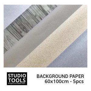 Jual Background Paper 60x100cm - 5pcs Harga Murah dan Spesifikasi