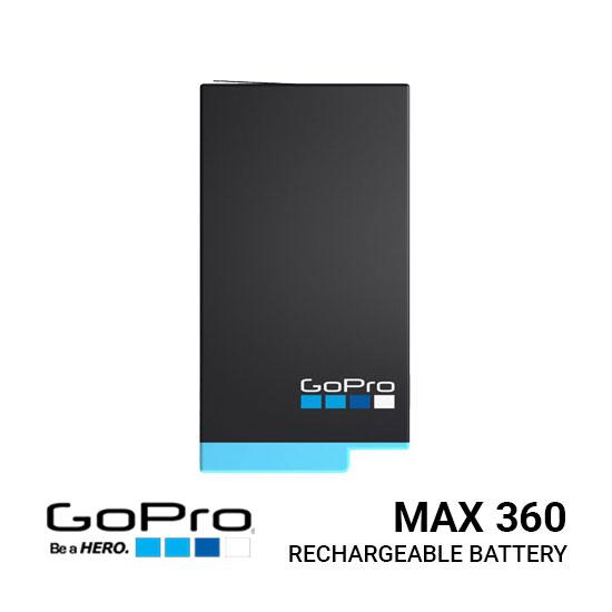 Jual GoPro Rechargeable Battery for MAX Harga Terbaik dan Spesifikasi. Baterai yang dapat diisi ulang, cocok untuk kegiatan outdoor.