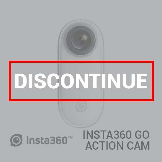 Insta360 GO Discontinue