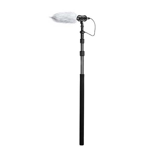 Jual BOYA BY-PB25 Boompole with Internal XLR Cable Harga Terbaik dan Spesifikasi