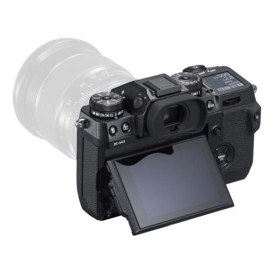 Jual Fujifilm X-H1 Body Only With Battery Grip Harga Murah Terbaik dan Spesifikasi