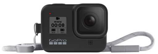 Jual GoPro Sleeve and Lanyard Blackout for HERO8 Black Harga Murah dan Spesifikasi