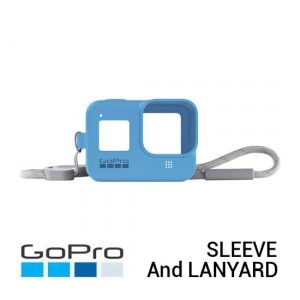 Jual GoPro Sleeve and Lanyard Bluebird for HERO8 Black Harga Murah dan Spesifikasi