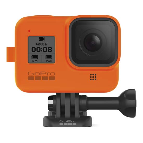Jual GoPro Sleeve and Lanyard Hyper Orange for HERO8 Black Harga Murah dan Spesifikasi