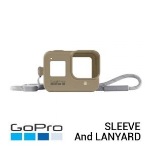 Jual GoPro Sleeve and Lanyard Sand for HERO8 Black Harga Murah dan Spesifikasi