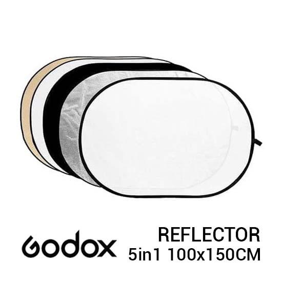 Jual Godox RFT-05 Reflector 5-in-1 100x150cm Harga murah dan Spesifikasi
