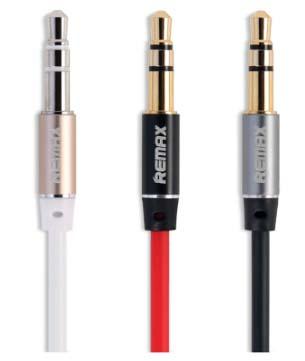 Jual Remax RL-L100 Cable Audio 3.5 AUX 1M Harga Murah dan Spesifikasi
