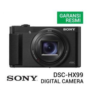 Jual Sony Cyber-Shot DSC-HX99 Harga Terbaik dan Spesifikasi