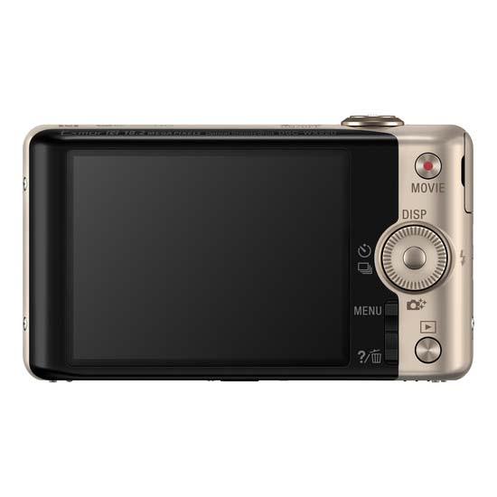 Jual Sony Cyber-shot DSC-WX220 Gold Harga Murah dan Spesifikasi