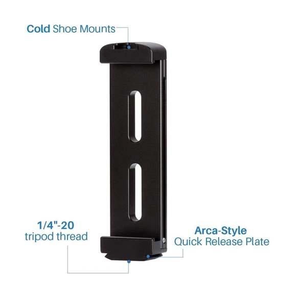 Jual Ulanzi U-Pad Pro Metal Tablet Tripod Mount Harga Murah dan Spesifikasi
