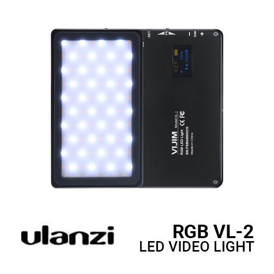 jual Ulanzi RGB LED Light VL-2