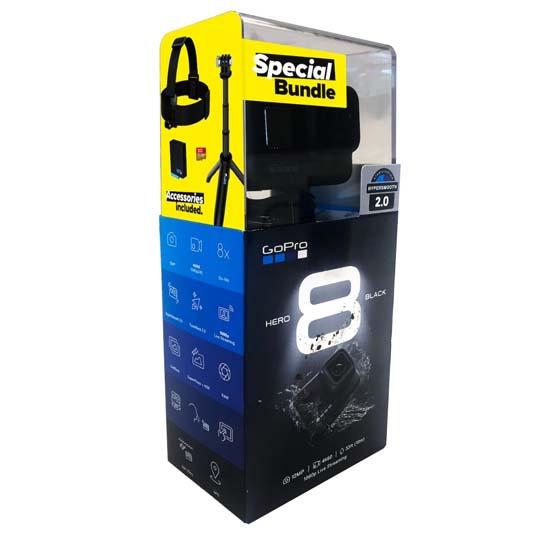 GoPro Hero 8 Black Holiday Bundle