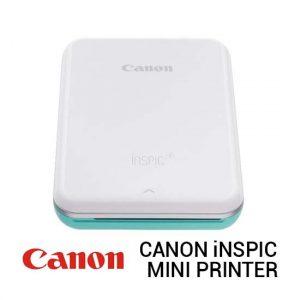 Jual Canon iNSPIC P Mint Green Harga Terbaik dan Spesifikasi