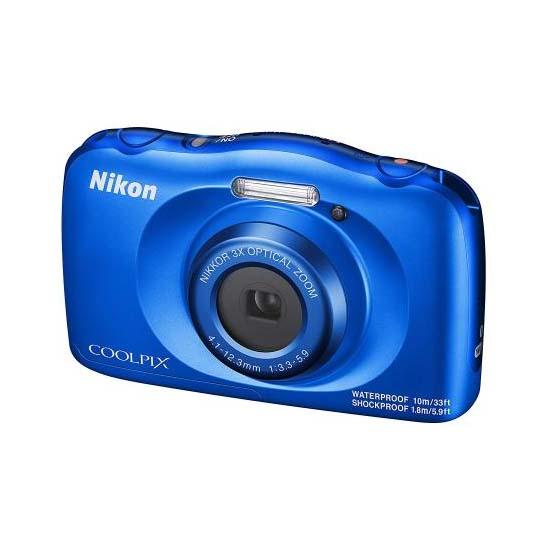 Jual Nikon Coolpix W150 Blue Harga Murah Terbaik dan Spesifikasi