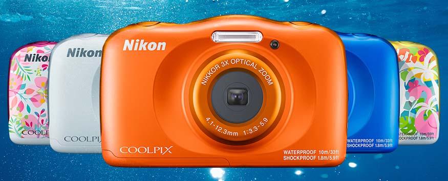 Jual Nikon Coolpix W150 Harga Murah Terbaik dan Spesifikasi