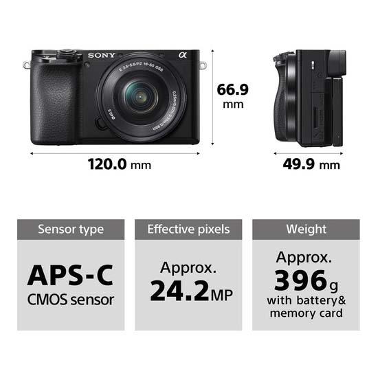 Jual Sony A6100 Kit 16-50mm Harga Terbaik dan Spesifikasi