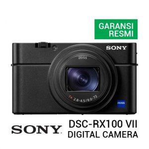 Jual Sony DSC-RX100 VII Harga Terbaik dan Spesifikasi