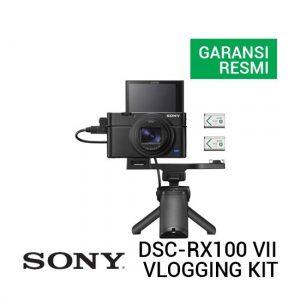 Jual Sony DSC-RX100 VII Vlogging Kit Harga Terbaik dan Spesifikasi