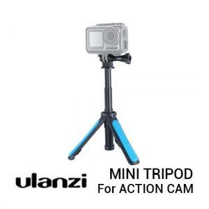 Jual Ulanzi Mini Tripod for Action Cam Harga Murah Terbaik dan Spesifikasi