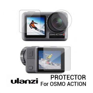 Jual Ulanzi Screen Protector for DJI Osmo Action Harga Murah Terbaik dan Spesifikasi