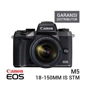 Jual Canon EOS M5 kit EF-M 18-150mm IS STM Harga Terbaik dan Spesifikasi