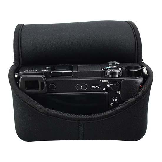 Jual JJC Camera Case OC-S2 Black Harga Murah Terbaik dan Spesifikasi
