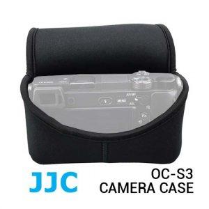 Jual JJC Camera Case OC-S3 Black Harga Murah Terbaik dan Spesifikasi