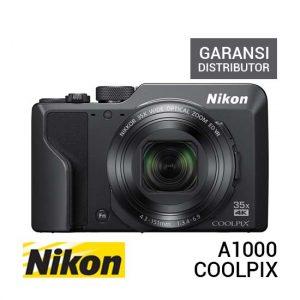 Jual Nikon Coolpix A1000 Black Harga Terbaik dan Spesifikasi