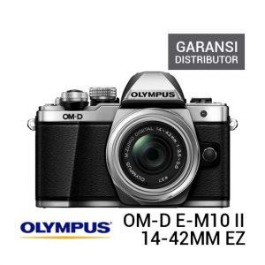 Jual Olympus OM-D E-M10 Mark II kit 14-42mm Harga Murah Terbaik dan Spesifikasi ab