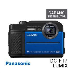 Jual Panasonic Lumix DC-FT7 Blue Harga Terbaik dan Spesifikasi