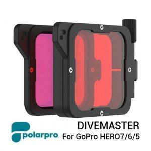 Jual PolarPro GoPro Super Suit DiveMaster Filter Kit Harga Murah Terbaik dan Spesifikasi