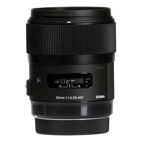 Jual Sigma 35mm F1.4 DG HSM Art for Sony E-Mount Harga Terbaik dan Spesifikasi