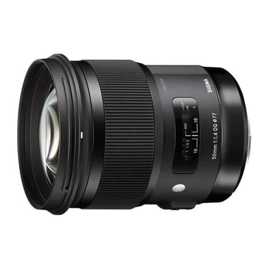 Jual Sigma 50mm f1.4 DG HSM Art for Sony E-Mount Harga Terbaik dan Spesifikasi