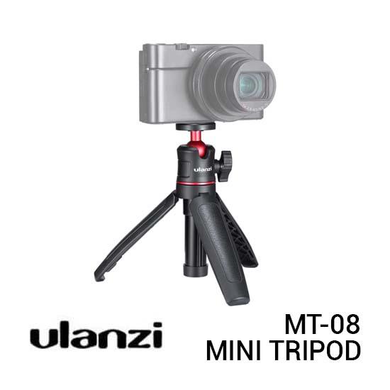 Jual Ulanzi MT-08 Extensible Mini Tripod & Handle Harga Murah Terbaik dan Spesifikasi