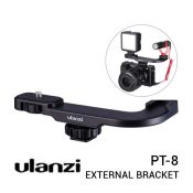 Jual Ulanzi PT-8 Cold Shoe External Bracket Harga Murah dan Spesifikasi