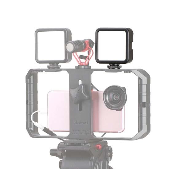 Jual Ulanzi VL49 Mini LED Video Light Harga Murah Terbaik dan Spesifikasi