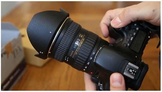 Jual lensa Tokina AT-X 16-28mm f2.8 Pro FX for Canon Harga Terbaik dan Spesifikasi