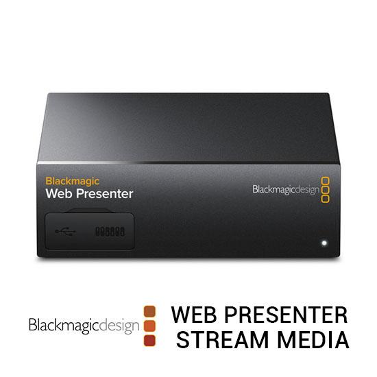 Jual Blackmagic Design Web Presenter Harga Terbaik dan Spesifikasi