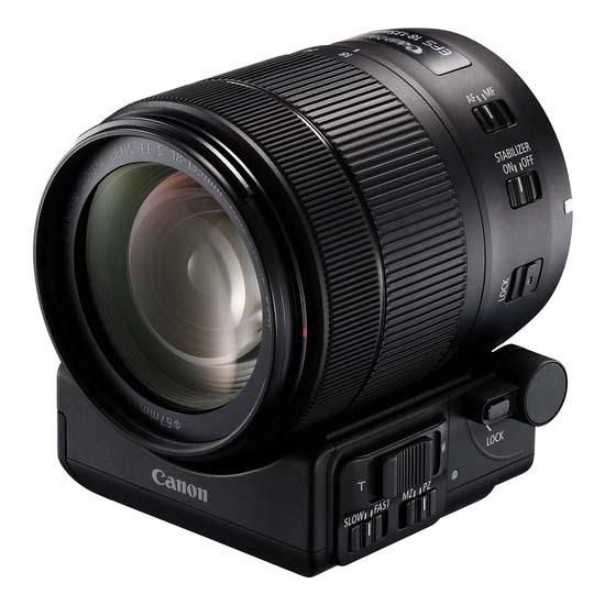Jual Canon PZ-E1 Power Zoom Adapter Harga Terbaik dan Spesifikasi